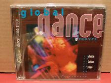 Global Dance Grooves CD Latino Style MACARENA Lambada LA BAMBA Salsa De New York