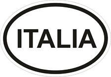 Italia Italien Aufkleber Autoaufkleber Motorrad Nationalitätenkennzeichen Aut