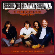 Creedence Clearwater Revival CHRONICLE VOL 2 Best Of 20 Classic Songs CCR New CD