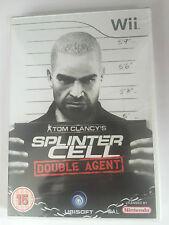 Tom Clancy's Splinter Cell Double Agent� pour Nintendo Wii