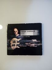 GAMBALE FRANK - RATSON D'ETRE . DIGIPACK CD