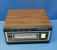 Realistic Stereo 8 Track Player Model 14-935 TR-169 Vintage Eight Track Tape