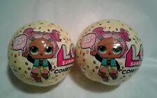 2 L.O.L.   LOL SURPRISE Confetti Pop Series 3 NEW HTF AUTHENTIC.  2 BALLS