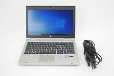 "HP EliteBook 2560p 12.5"" Intel i5  2.50 GHz 250GB HDD 4GB Ram Windows 10 Laptop"