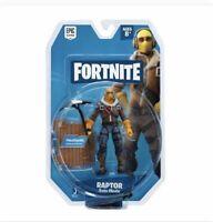 Fortnite Raptor Solo Mode Action Figure **Brand New**