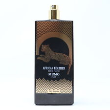 Memo Paris African Leather Eau De Parfum Spray 2.5oz/75ml New,as shown