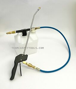 WestPak Carpet Cleaning Upholstery INLINE Injection 9:1 SPRAYER / Hose Assembly