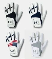 Under Armour UA ISO-Chill Golf Glove Left Hand (3 Pack) - Pick Size & Color