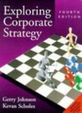 Exploring Corporate Strategy,Gerry Johnson, Kevan Scholes- 9780135256190