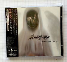 ANATHEMA - Alternative 4 + 1 BONUS JAPAN CD OBI PCCY-01258 RAR!