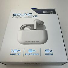 New listing New! Tzumi SoundMates V2 5.0 Advanced Bluetooth Wireless Earbuds