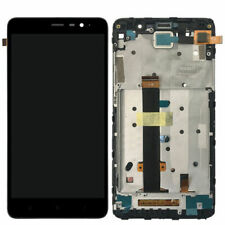 LCD Screen For Xiaomi Redmi Note 3 Black Display Touch Digitizer Assembly Frame