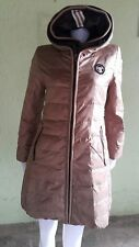 HOODED THERMAL COAT JACKET - SMALL to LARGE