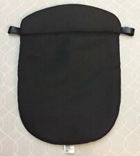 Mothercare Orb All Terrain - Carry Cot Apron Cover Weather Shield - Noir