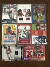 (8) ATLANTA FALCONS AUTO JERSEY RC LOT Freeman Matt Ryan Coleman Gonzalez