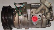 2001 2002 HONDA ACCORD A/C COMPRESSOR 3.0L 6CYL 99-03 ACURA TL 01-03 CL 3.2L AC