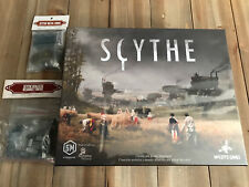 Game Table - Scythe Deluxe + Letters Promo - Maldito Games - Sealed