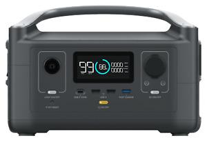 EcoFlow River 600 288Wh Portable Power Station FCC CE SAA Certification