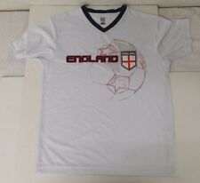 England Kid's Jersey Color White Size YL NWOT By Rhinox