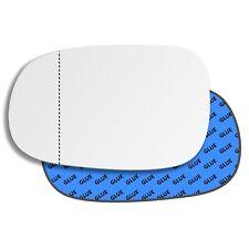 Außenspiegel Spiegelglas für VOLVO C70 2007-2009 rechts Beifahrerseite konvex