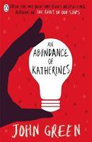 An Abundance of Katherines By John Green. 9780141346090