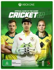 Cricket 19 2019 Official Game Of The Ashes XBOX One Microsoft XB1 Sports Game