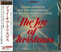 LEONARD BERNSTEIN-THE JOY OF CHRISTMAS-JAPAN CD BONUS TRACK C28