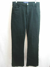 NYDJ (Not Your Daughters Jeans) Size 10 Black Boot Cut Jean