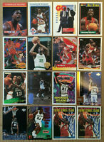 Dominique Wilkins LOT of 26 insert base cards NM+ HOF 1990-1997 Atlanta Hawks