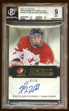 BGS 9 *10* RYAN NUGENT-HOPKINS THE CUP RC AUTO /10  POP 1  BGS 9   HOT