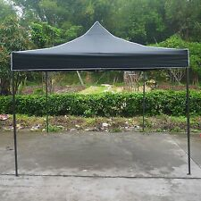 10x10 Canopy Tent Commercial Fair Shelter Car Shelter Wedding Party Easy Pop Up