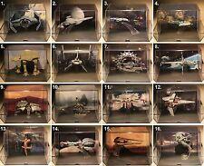 De Agostini-Star Wars: Raumschiffe und Fahrzeuge-TIE-AT-AT-Tantive IV-AT-RT-Tank