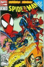 Spiderman # 24 (Infinity War crossover) (USA, 1992)