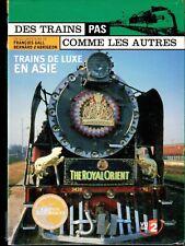 DVD Des trains pas comme les autres : Trains de luxe en Asie - refA (Neuf)
