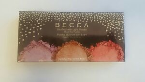 BECCA  Blushed with Light Palette *LIMITED EDITION* SOLD OUT!!