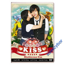 Mischievous Kiss/ Playful Kiss Korean Drama (4 DVD) Excellent English & Quality.