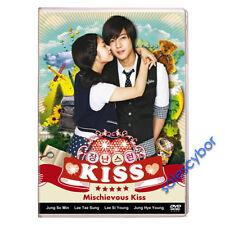 Mischievous Kiss/ Playful Kiss Korean Drama (4DVDs) Excellent English & Quality.
