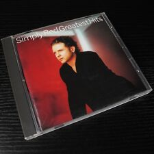 Simply Red - Greatest Hits JAPAN CD+Bonus Track AMCE-2038 Mint #AB02
