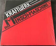 """Kraftwerk - Die Mensch-Maschine 12"""" Vinyl LP  Remastered  Parlophone"""