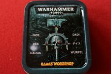Games Workshop Warhammer 40k Space Marines Imperial Dice Tin Set New WH40K D6 GW