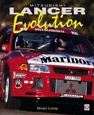 Mitsubishi Lancer Evolution Long, Brian Hardcover