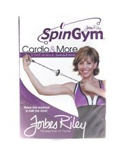 SpinGym Cardio & More Bonus Workout Video Swimsuit Arms DVD Step It Up and Sweat