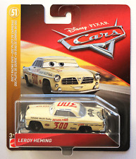 CARS 3 - LEROY HEMING -  Mattel Disney Pixar