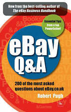 eBay Q&A: 200 of the most asked questions about eBay.co.uk, Pugh, Robert | Paper