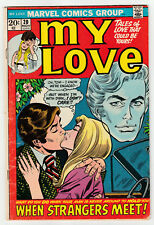 MY LOVE 20 (1972) Jim Starlin; John Buscema, Colan art; VG+ 4.5