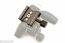 Hejnar conversion set 4 Manfrotto MHXPRO-3W arca kirk wimberley acratech rrs