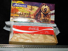 ATHEARN *Coca-Cola  *RARE* KRIS MODELS CUSTOM *COKE* CAR HO Scale Train*mint