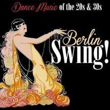Berlin Swing! Dance - Berlin Swing! Dance Music of the 20's & 30's [New CD]