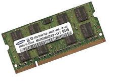 2gb RAM ddr2 800mhz para asus portátil b50a-ag153x de memoria SO-DIMM