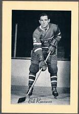 1944-63 Beehive Hockey Premium Group 2 Montreal Canadiens #287 Bobby Rousseau